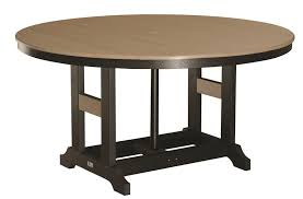 dining table fashionable round amazing 60 inch round outdoor table berlin gardens garden classic 60 round poly patio table from