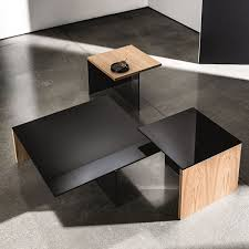 square glass and wood coffee table imgkidcom the
