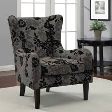 accent chairs black