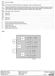 volvo s40 fuse box diagram volvo wiring diagrams