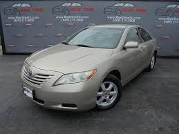 2007 GOLD TOYOTA CAMRY NEW GENER - Check Our Excellent Reviews!