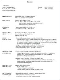 Sample Effective Resume Awesome Writing An Effective Resume Nice Looking Effective Resume Writing