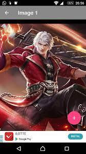 Mobile Legends Heroes Wallpaper Hd Download