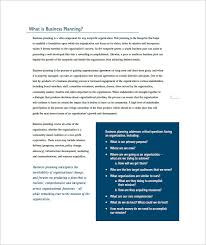 Non Profit Business Plan Template – 8+ Free Word, Excel, Pdf Format ...