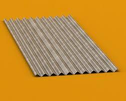 10 ft galvanized steel corrugated roof panel