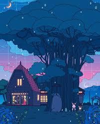 Aesthetic Anime Wallpapers Ipad - Anime ...