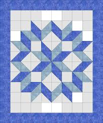 Easy Star Quilt Patterns