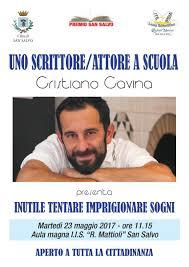 Cristiano Cavina al Mattioli di San Salvo – Il Nuovo Online