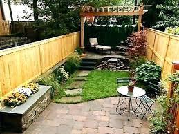 Landscape Designs For Small Backyards Custom Ideas