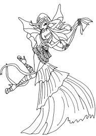 Disegno Di Musa Harmonix Da Colorare Disegni Da Colorare E