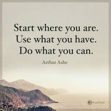 Start Where You Are Use What You Have Do What You Can Arthur Ashe Best Arthur Ashe Quotes