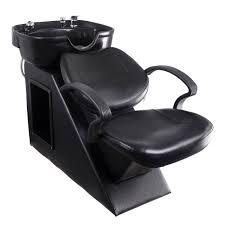 Amazon.com: Ainfox Shampoo Barber Backwash Chair with ABS Plastic ...