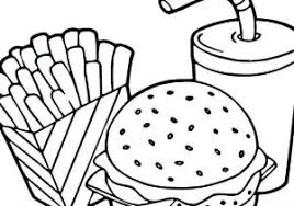 Food Coloring Sheets For Preschoolers Luxury Pages Kids Or Healthy