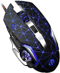 <b>Inphic Gaming Mouse</b>,<b>USB</b> Optical PC Laptop Computer Ergonomic ...