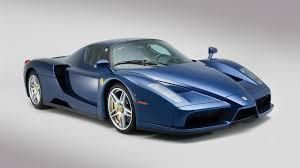 ferrari enzo 2014 blue. beautiful blue ferrari enzo sells for 24m at auction update 2014