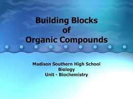 building blocks of organic compounds madison southern high school  2 building blocks of organic compounds madison southern high school biology unit biochemistry
