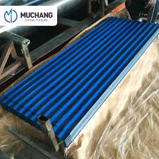 non galvanized corrugated metal roofing whole roof suppliers avec single skin roofing and cladding tile profile