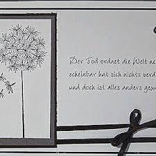 Danksagung Trauer Karten Einfach Beileidskarte Text Kurz Fotos