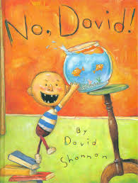two of my favorite books to read with my students the first week of are david goes to and no david by david shannon