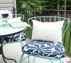 diy outdoor furniture cushions. Making Outdoor Seat Cushions Chair Easy Sew Project Homemade . Diy Furniture R