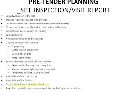 Top Result Construction Site Visit Report Template Awesome Images Of