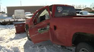 Snow plow accident raises question of who's at fault