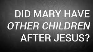 This was prophesied long before christ's birth (isaiah 7:14). 3 Things You Didn T Know About Mary Mother Of Jesus In The Bible