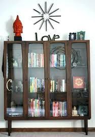 large size of ameriwood glass door bookcase ameriwood home dakota l shaped desk with bookshelves charlotte