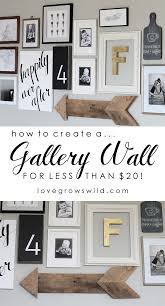 For Walls In Living Room Living Room Gallery Wall Creative Wall Galleries And Inspiration