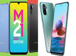 Samsung Galaxy M21 2021 Edition vs ...