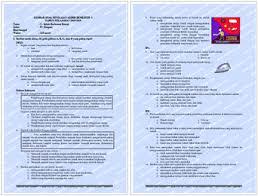 Kelas 6 sekolah dasar kunci jawaban tematik kelas… Soal Pas Kelas 4 Tema 5 Semester 1 Tahun Pelajaran 2021 2021 Dunia Edukasi