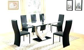 6 chair round dining table set kitchen table 6 chairs round kitchen table sets for 6