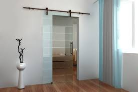 sliding barn doors for bathroom. Modren Doors Glass Sliding Barn Doors Bathroom Privacy On For L