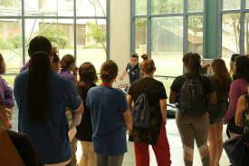 Youth Visit UTSA for Independence Day Conference | Discover BCFS