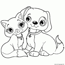 Puppy Dog Pals Coloring Page Activity Disney Family New Coloring