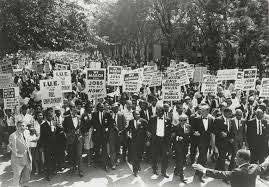 essay martin luther king jr a timely leader civil rights protests on tv news