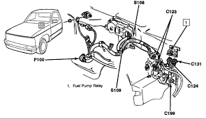 1993 gmc safari fuel pump relay vehiclepad 2003 gmc safari diagrams get image about wiring diagram