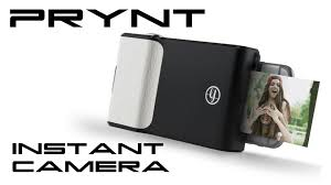 Behold The Prynt Smartphone Picture Printer