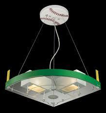 baseball light fixture ceiling lighting designs
