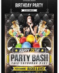 How To Make A Birthday Flyer Free Pool Party Flyers Colesecolossus