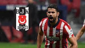Besiktas: Kommt Diego Costa als Nachfolger von Vincent Aboubakar?