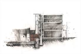 architecture house sketch.  Sketch 763 And Architecture House Sketch