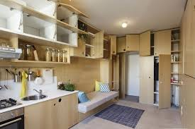 custom cabinets space saving furniture studio apartment