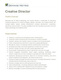 Creative Director Resume Delectable 28 Complete Creative Director Resume Bb A28 Resume Samples