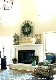 E Brick Fireplace Ideas Red Decor  Living Room Best