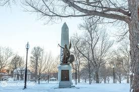 Boston Massacre / Crispus Attucks Monument