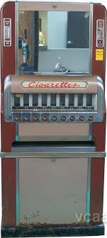 Cigarette Vending Machine Locations Simple National Floor Model Cigarette Vending Machine In Very