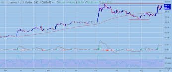 Ltc Usd Price Analysis No Shame In Record Breaking Second