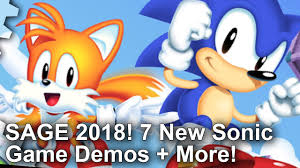Chris Senn Video Game Designer Sonic X Treme And Sonic Chaos Remakes Are The Highlights Of