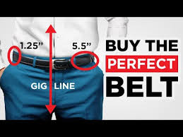 Gucci Belt Size Chart Us How To Buy A Mens Belt Guide To Finding The Perfect Belt